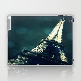 PARIS BLUE  Laptop & iPad Skin