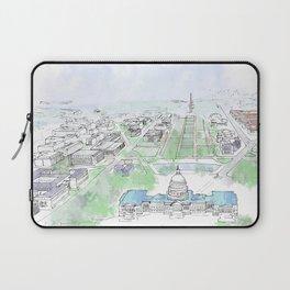 Washington Capitol Laptop Sleeve