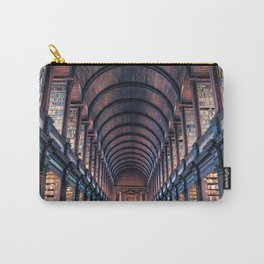 Dublin, Ireland Trinity College Library Carry-All Pouch