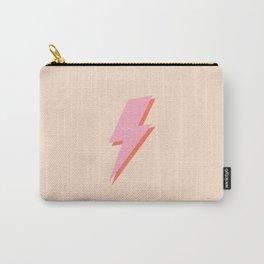 Thunderbolt: The Peach Edition Carry-All Pouch