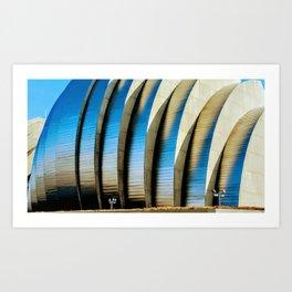 KC Industrial Art Print