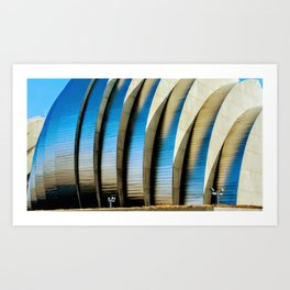 KC Industrial Art Print