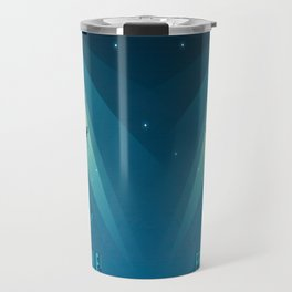Get Me Away from the People! Travel Mug