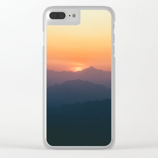 Huanghuecheng, China Clear iPhone Case