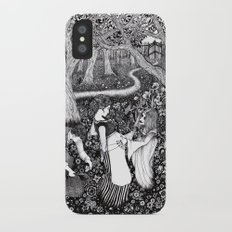 Come Here and Be Loved / Rapunzel iPhone X Slim Case