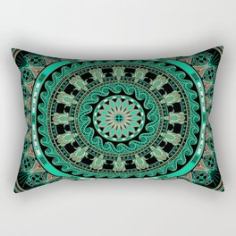 Turtle (Keya) Rectangular Pillow