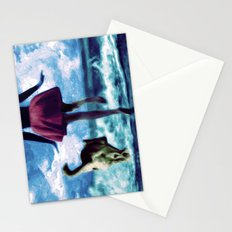 Race to the Sea Stationery Cards