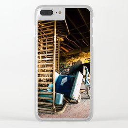 The Doctor Will See You Now Clear iPhone Case