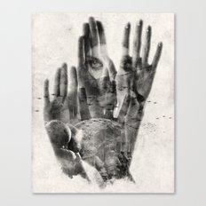 Healer Canvas Print