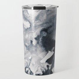 inkblot marble 8 Travel Mug