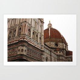 Duomo Arigato Art Print
