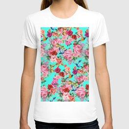 Vintageee Garden T-shirt