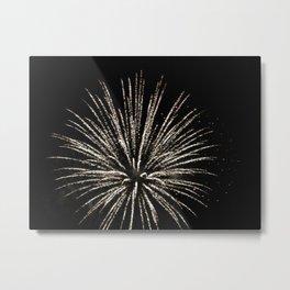 Fireworks Gulf Shores 02 Metal Print
