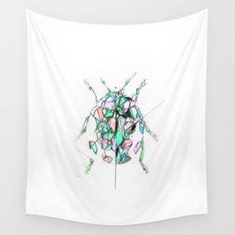 Ladybird Wall Tapestry