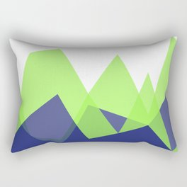 Pointy Rectangular Pillow