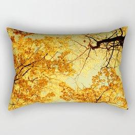 We Are Starlight, We Are Golden Rectangular Pillow
