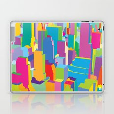 Cityscape Laptop & iPad Skin