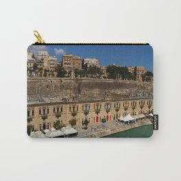 Valletta Harbor Carry-All Pouch