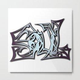 soul 2 Metal Print