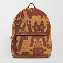 Inca Shaman Spirits Backpack
