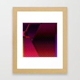 FutuRetro Framed Art Print
