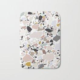 Terrazzo Pattern II. Bath Mat