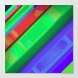 Vis-1 Canvas Print