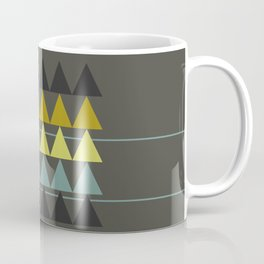 disguise forest || spring neon Coffee Mug