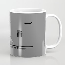 Air Traffic Control Coffee Mug