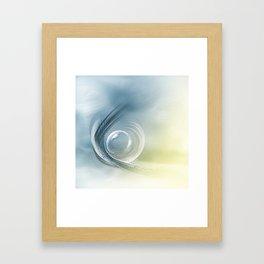 pastell Framed Art Print