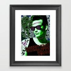Beverly Kills 90666 Framed Art Print