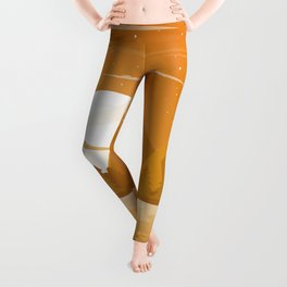 Saturn Landscape Leggings