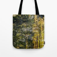 moss Tote Bags featuring Moss by Jillian VanZytveld