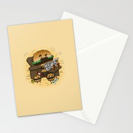 The Dad Burger Stationery Cards