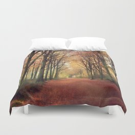 Delicious Autumn... Duvet Cover