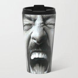 'Grohl In Black III' Travel Mug