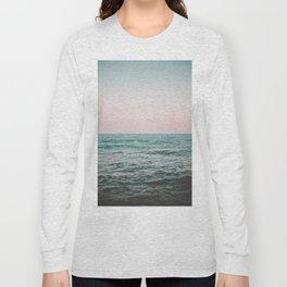 blush ocean Long Sleeve T-shirt