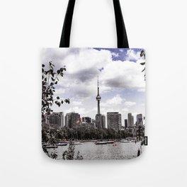 CN View Tote Bag