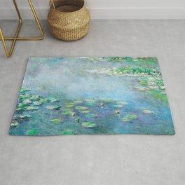 Monet Water Lilies / Nymphéas 1906 Rug