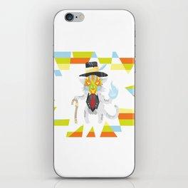 Baron Catmedi iPhone Skin