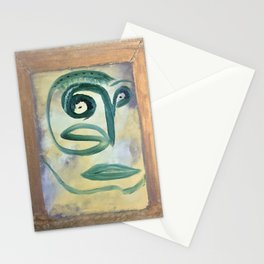 Insecurities - Self Portrait Stationery Cards