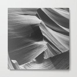 ANTELOPE CANYON IV / Arizona Desert Metal Print