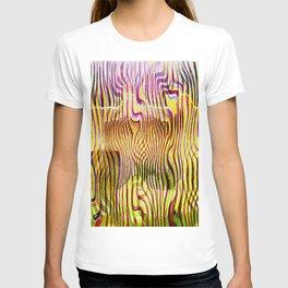 Abstracto Cientico T-shirt