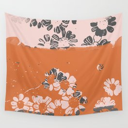 makenzie: ditsy florals Wall Tapestry