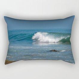 Ocean Surf Rectangular Pillow