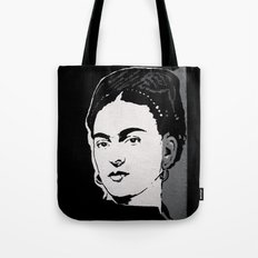 FRIDA - LIFE CURRENT WALL series... Tote Bag