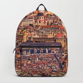 Italian city Backpack