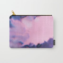 water color wave III collab Dylan Silva Carry-All Pouch