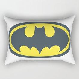 bat-man Rectangular Pillow