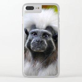 Tamarin Clear iPhone Case
